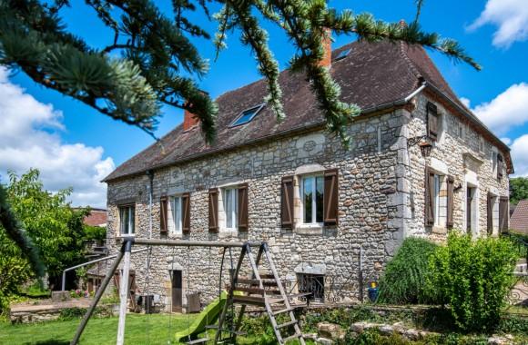 Vente - Maison Ancienne - gourdon